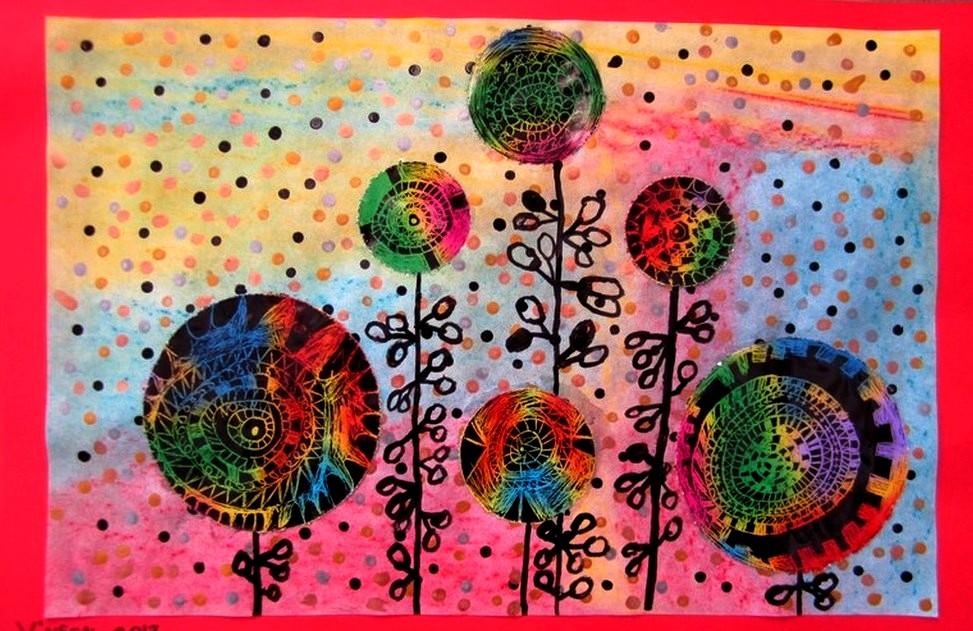 Les artistes du milieu Vert (11)