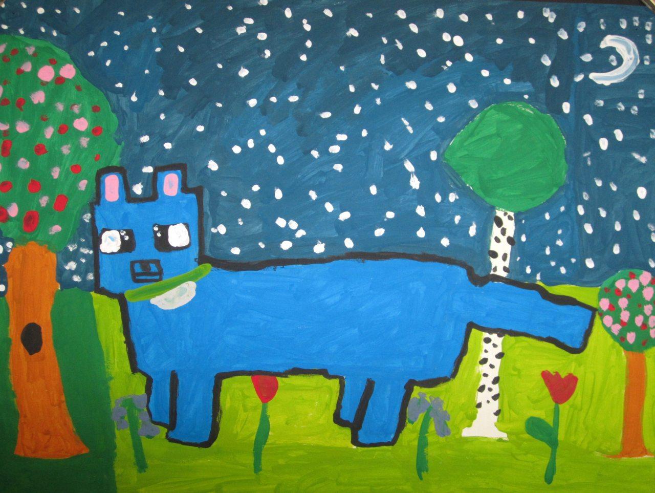 Les artistes du milieu Vert (3)
